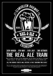 Real Ale train - 3rd October 2020