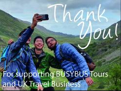 BusyBus Adventure Tour Voucher