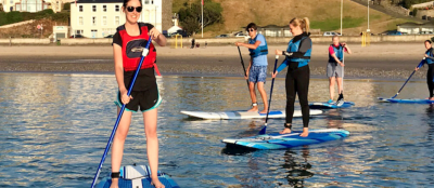 Spring into Summer - Stand Up Paddleboarding