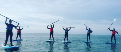 Discover Stand Up Paddleboarding