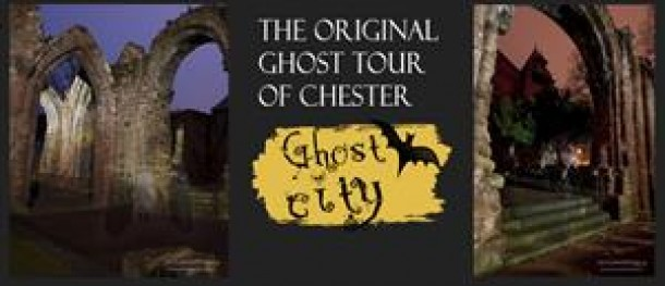 Chester Ghost Tour